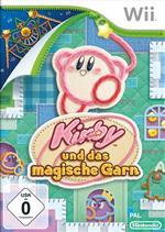 Alle Infos zu Kirby und das magische Garn (Wii)