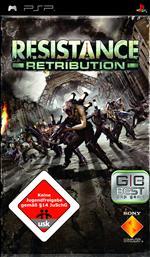 Alle Infos zu Resistance: Retribution (PSP)