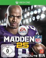 Alle Infos zu Madden NFL 25 (XboxOne)