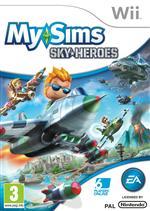 Alle Infos zu MySims Sky-Heroes (Wii)
