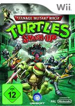 Alle Infos zu Teenage Mutant Ninja Turtles: Smash-Up (Wii)