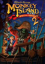 Alle Infos zu Monkey Island 2: LeChuck's Revenge - Special Edition (PlayStation3)