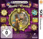Alle Infos zu Professor Layton und die Maske der Wunder (3DS)