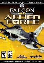 Alle Infos zu Falcon 4.0: Allied Force (PC)