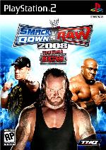 Alle Infos zu WWE SmackDown vs. Raw 2008 (PlayStation2)