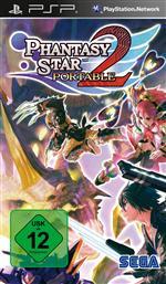 Alle Infos zu Phantasy Star Portable 2 (PSP)