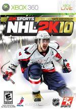 Alle Infos zu NHL 2K10 (360,PlayStation3)