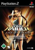 Alle Infos zu Tomb Raider: Anniversary (PlayStation2)