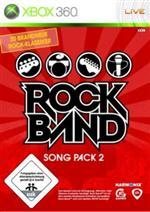 Alle Infos zu Rock Band: Song Pack 2 (360)