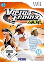 Alle Infos zu Virtua Tennis 2009 (Wii)