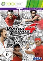 Alle Infos zu Virtua Tennis 4 (360)
