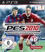 Alle Infos zu Pro Evolution Soccer 2010 (PlayStation3)