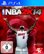 Alle Infos zu NBA 2K14 (PlayStation4,XboxOne)