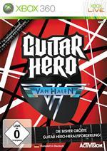 Alle Infos zu Guitar Hero: Van Halen (360,PlayStation3,Wii)