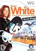 Alle Infos zu Shaun White Snowboarding: World Stage (Wii)