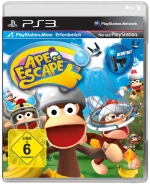 Alle Infos zu Ape Escape (PlayStation3)