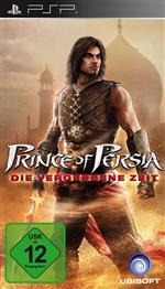 Alle Infos zu Prince of Persia: Die vergessene Zeit (PSP)