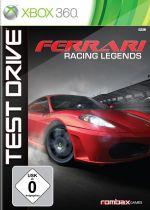 Alle Infos zu Test Drive Ferrari: Racing Legends (360)