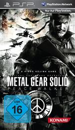 Alle Infos zu Metal Gear Solid: Peace Walker (PSP)
