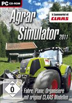 Alle Infos zu Agrar Simulator 2011 (PC)