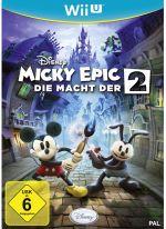 Alle Infos zu Micky Epic: Die Macht der 2 (Wii_U)