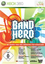 Alle Infos zu Band Hero (360,NDS,PlayStation3,Wii)
