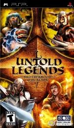 Alle Infos zu Untold Legends: Brotherhood of the Blade (PSP)