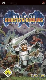 Alle Infos zu Ultimate Ghosts'n Goblins (PSP)