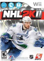 Alle Infos zu NHL 2K11 (Wii)