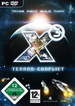 Alle Infos zu X³: Terran Conflict (PC)