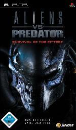 Alle Infos zu Aliens vs. Predator: Survival of the Fittest (PSP)