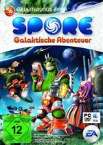 Alle Infos zu Spore: Galaktische Abenteuer (PC)