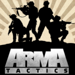 Alle Infos zu Arma Tactics (Android)