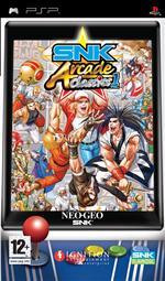 Alle Infos zu SNK Arcade Classics Vol. 1 (PSP)