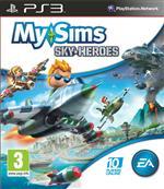 Alle Infos zu MySims Sky-Heroes (PlayStation3)