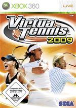 Alle Infos zu Virtua Tennis 2009 (360,PlayStation3)