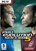 Alle Infos zu Pro Evolution Soccer 5 (PC)