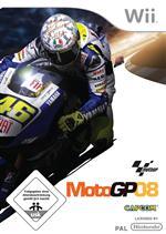 Alle Infos zu Moto GP 08 (Wii)