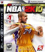 Alle Infos zu NBA 2K10 (PlayStation3)