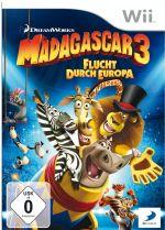 Alle Infos zu Madagascar 3: Flucht durch Europa (Wii)