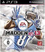 Alle Infos zu Madden NFL 13 (PlayStation3)