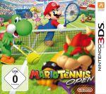 Alle Infos zu Mario Tennis Open (3DS)