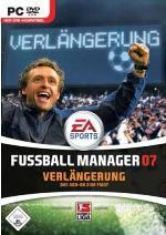 Alle Infos zu Fussball Manager 07 - Verlängerung (PC)