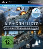 Alle Infos zu Air Conflicts: Pacific Carriers (PlayStation3)