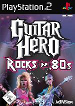 Alle Infos zu Guitar Hero: Rocks the 80s (PlayStation2)