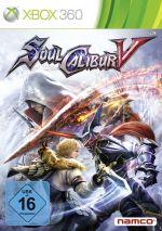 Alle Infos zu Soulcalibur 5 (360)