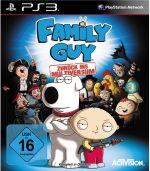 Alle Infos zu Family Guy: Zurück ins Multiversum (PlayStation3)