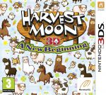 Alle Infos zu Harvest Moon 3D: A New Beginning (3DS)