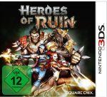 Alle Infos zu Heroes of Ruin (3DS)