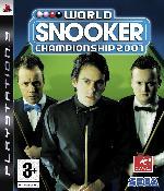 Alle Infos zu World Snooker Championship 2007 (PlayStation3)